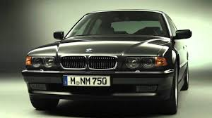 vip bmw 7 series past generations of the bmw 7 series youtube
