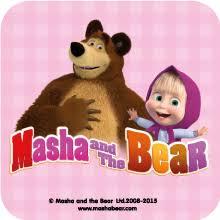 masha bear