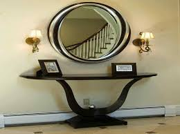 Hallway Accent Table Accent Tables With Matching Mirrors Cadel Michele Home Ideas