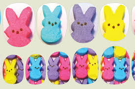 easter marshmallow candy easter candy marshmallow peeps bunny products from etsy