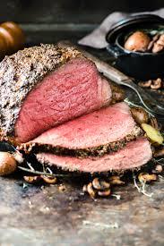 Salt Crusted Beef Tenderloin by Mushroom Duxelles Roast Beef