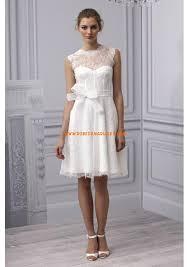 robe de mari e simple dentelle robes de mariée 2015 dentelle fourreau sans manches zip