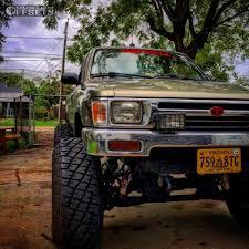 classic toyota 1994 toyota pickup mickey thompson classic skyjacker suspension