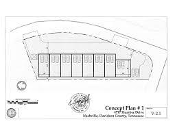 duplex plans with garage in middle nashville tn