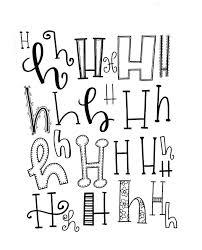 25 unique doodle fonts ideas on pinterest writing fonts
