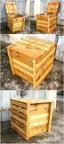 fabriquer cache poubelle 25 beste ideeën over composteur en bois op pinterest composteur
