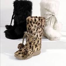 womens boots secret s s secret fur boots on poshmark