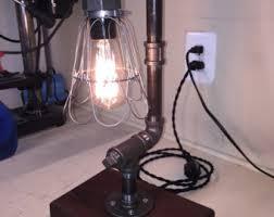 Edison Bulb Light Fixtures Edison Bulb Lamp Etsy