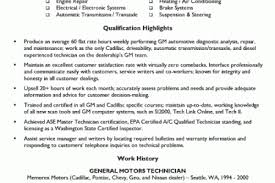 Automotive Mechanic Resume Sample by Driver Supervisor Resume Reentrycorps