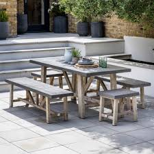 round cement picnic tables furniture cement outdoor dining tables australia patio set sydney
