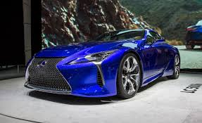 new lexus hybrid coupe 2018 lexus lc500h hybrid coupe photos and info u2013 news u2013 car and driver