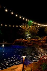 Dallas Landscape Lighting 77 Best String Lights Installation By Dallas Landscape