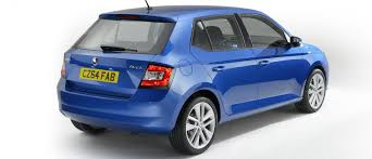 skoda fabia and fabia estate dimensions guide carwow