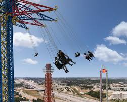 Biggest Six Flags 5 Most Fear Inducing Thrill Rides At Six Flags Over Texas