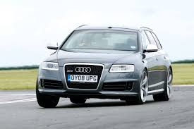 audi rs6 running costs and buying info evo