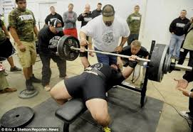 bench press black friday amazon the moment high football player bench pressed 700 pounds