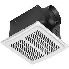 hampton bay 140 cfm ceiling humidity sensing bathroom exhaust fan
