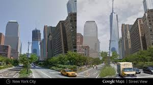 Google Maps New York by Google Maps Offers Look Back In Time The Spokesman Review