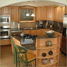 Kitchen Collections Small Kitchen With Island Design Ideas 45 Upscale Small Kitchen