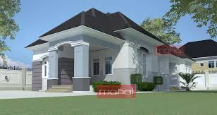 bedroom bungalow house design 4 bedroom bungalow plan in nigeria