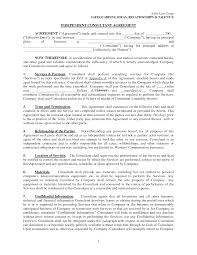 simple contract template lisamaurodesign