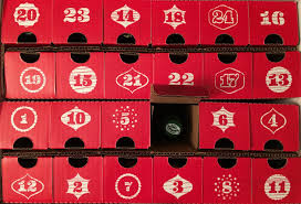 advent calendar brwbox craft calendar a drinkers advent calendar