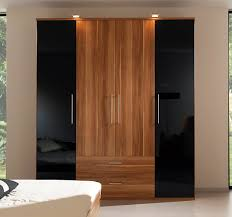 furniture design for wardrobe amusing stylish black wardrobe