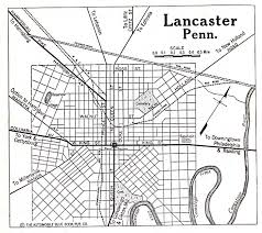 map of lancaster pa lancaster county pennsylvania maps and gazetteers