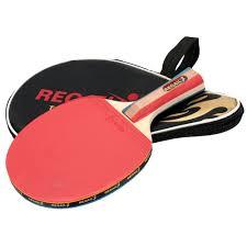 professional table tennis racket regail long handle shake hand grip table tennis racket ping pong