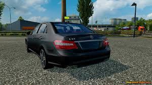 E63 Amg Interior Mercedes E63 Amg Interior V3 0 For Ets 2 Download Game Mods