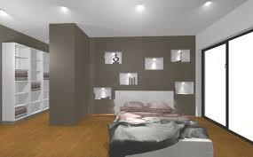 chambre parentale avec dressing chambre parents moderne avec galerie et enchanteur deco chambre avec