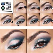 no matter what you will always want to be a little traditional in your heart and step by step bridal eye make up tutorial