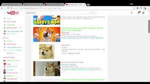 Youtube Doge Meme - doge meme youtube