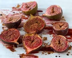 comment cuisiner des figues recette figues au four