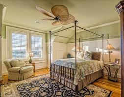 charleston metal canopy bed bedroom traditional with shell dog