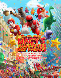 2017 macy s parade live tv telecast details thanksgiving 2017