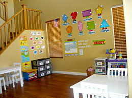 Home Daycare Ideas For Decorating Preschool Room Design Ideas Interior Design Ideas Living Room