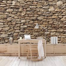 steintapete beige wohnzimmer fototapete 3d stein tapete great size of wohndesign cool