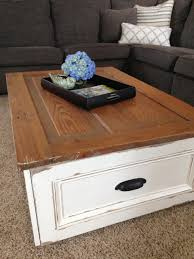 Build A Desk With Drawers Diy Coffee Table With Storage Free Plans Rogue Engineer