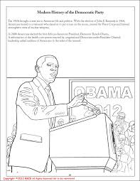 obama coloring book pages barack obama coloring pages great barack