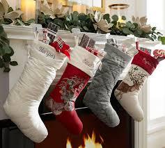 Moose Christmas Tree Skirt Decor Cute Pottery Barn Christmas Stockings For Lovely Christmas