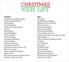 wish list wish list for boys new year info 2018