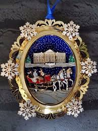 best 25 white house ornament ideas on white