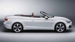 audi convertible 2016 2017 audi a5 u0026 s5 cabriolet unveiled u2013 lighter stronger and more