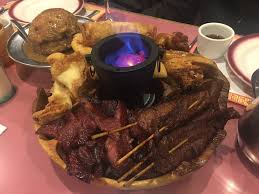 pu pu platters flaming pu pu platter awesome yelp
