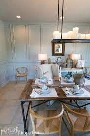 Southern Dining Rooms Southern Living Inspired Home Dining Room U0026 Guest Room
