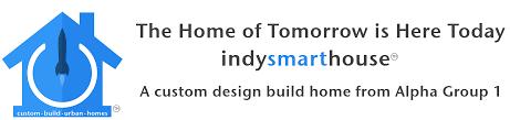 Indy Smart House Smart Technology Sophisticated Design