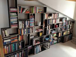 accessories amazing ideas on how to build a wall bookcase for