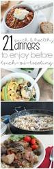 21 quick easy and healthy dinner recipes to make before trick or