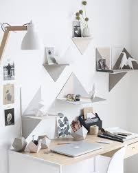 15 Idées Diy Pour Le Bureau Shake My Blog Bureau Diy